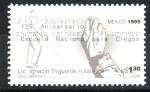de America - México -  125th  ANIVERSARIO  DE  LA  ESCUELA  PARA  CIEGOS