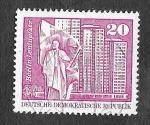 Stamps Germany -  1433 - Plaza de Lenin