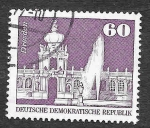 Stamps Germany -  1439 - Palacio de Zwinger