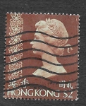 Sellos de Asia - Hong Kong -  285 - Isabel II (Reino Unido)