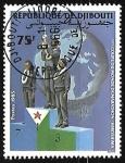 Sellos del Mundo : Africa : Djibouti :  1st World Cup Marathon