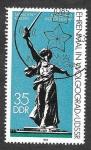 Stamps Germany -  2377 - Monumento de Mamajew-Kurgan