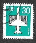 Stamps Germany -  C12 - Avión