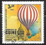 Sellos de Africa - Guinea Bissau -  Balon - 200th Aniversario de la aviacion en globo