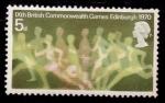 Sellos de Europa - Reino Unido -  Juegos de la Commonwealth