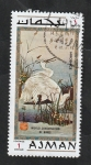 Stamps : Asia : United_Arab_Emirates :  Ajman - 128 - Ave