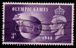 Stamps United Kingdom -  Juegos olimpicos