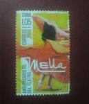 Sellos del Mundo : America : Cuba : Aniversario 55 del teatro Mella
