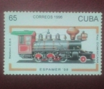Stamps : America : Cuba :  Espamer 98