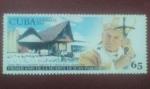 Stamps Cuba -  Primer anivesario de la muerte de juan pablo II
