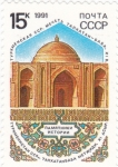 Stamps : Europe : Russia :  MAUSOLEO