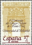 Stamps : Europe : Spain :  2780