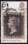 Stamps United Kingdom -  Philypapia 1970