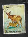 de Asia - Emiratos Árabes Unidos -  Ajman - Kongonis