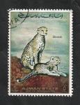 de Asia - Emiratos Árabes Unidos -  Ajman - Guepardos