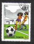 de Europa - Hungría -  Para Los Jovenes, Futbol Femenil