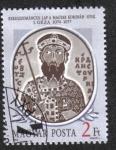 Sellos del Mundo : Europa : Hungría : Reyes húngaros, Géza I (1074-1077)