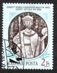 Sellos del Mundo : Europa : Hungría : Reyes húngaros, St. Stephen (997-1038)