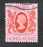 de Asia - Hong Kong -  397 - Isabel II del Reino Unido