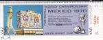 de Asia - Yemen -  OLIMPIADA MEXICO-70