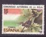 Sellos de Europa - España -  LA RIOJA