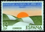 Stamps : Europe : Spain :  ANDALUCIA
