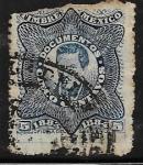 Sellos del Mundo : America : México : Timbre Fiscal, Documentos