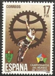 Stamps : Europe : Spain :  2772