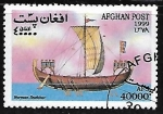 Stamps : Asia : Afghanistan :  Barcos - Norman Snekkar