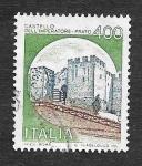 sellos de Europa - Italia -  1424 - Castillo del Emperador