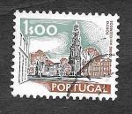 Sellos de Europa - Portugal -  1125 - Torre de los Clerigos