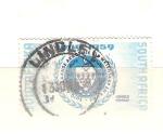 sellos de Africa - Sudáfrica -  academia