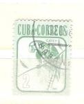 Sellos de America - Cuba -  catey