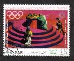de Asia - Yemen -  Ciudad olímpica, munich escenas de teatro, C. Orff: Prometheus