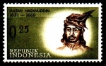 Stamps Asia - Indonesia -  SULTAN   HASANUDDIN