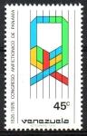 Stamps America - Venezuela -  CONGRESO  ANFICTIÓNICO  DE  PANAMÁ