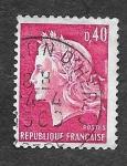 Sellos de Europa - Francia -  1231 - Mariam