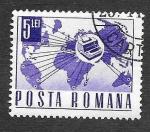 Sellos de Europa - Rumania -  1988 - XL Aniversario de la 1ª Central telefónica automática