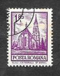 Sellos de Europa - Rumania -  2353 - Iglesia de San Miguel