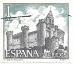 Stamps : Europe : Spain :  castillo de turegano