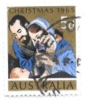 Sellos del Mundo : Oceania : Australia : NAVIDAD