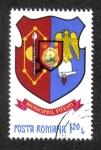 Sellos de Europa - Rumania -  Armas de los condados rumanos