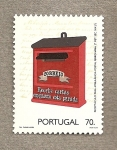 Stamps Portugal -  Buzón de correos