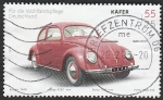 Stamps Germany -  2118 - Automóvil Coccinelle VW