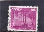 Stamps Israel -  PANORAMICA DE KINNERET