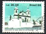 sellos de America - Brasil -  SANTUARIO  DE  JESÚS  MATOSINHOS