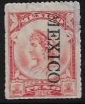 Stamps : America : Mexico :  Timbre Fiscal: Alegoría de la República