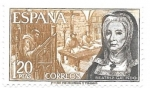 Sellos del Mundo : Europa : España : Beatriz Galindo