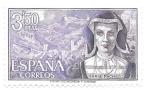 Sellos de Europa - España -  Maria Pacheco