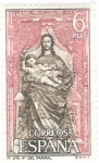 Stamps : Europe : Spain :  Sta Marìa del Parral 3